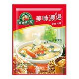 《桂格》得意的一天美味濃湯-柴魚味噌64g*2入