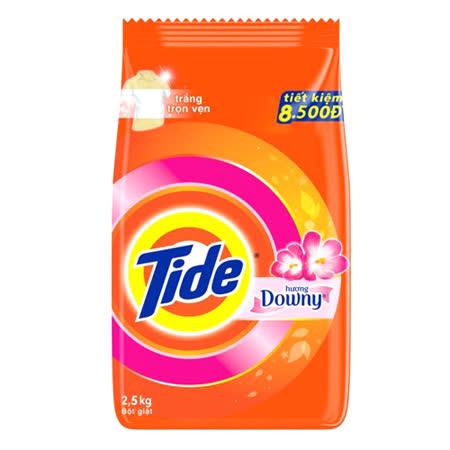 原裝進口 TIDE洗衣粉2.5kg