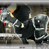 龍騎士硬式活動式四件式護具組C99-0298
