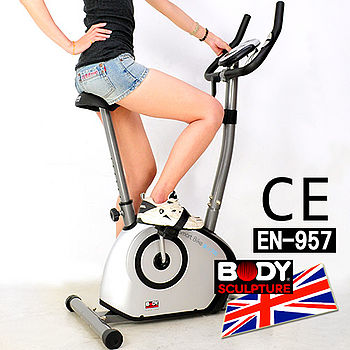 【BODY SCULPTURE】BC-1700 自由輪磁控健身車 C016-1800
