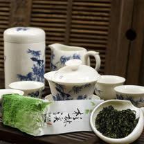 【醒茶莊】品‧台灣杉林溪高山茶禮盒(1斤)
