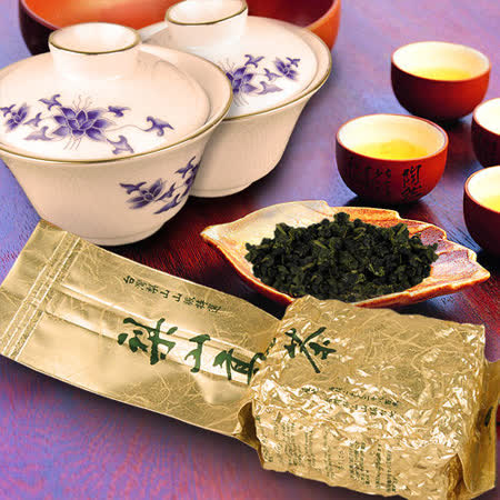 【醒茶莊】台灣梨山特選‧梨山高冷茶禮盒(1斤)