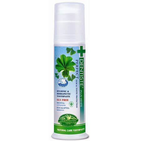 牙醫選-夜用牙膏真空壓瓶-敏感配方120g/pump