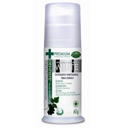 牙醫選-天然美白優質牙膏-60g/pump