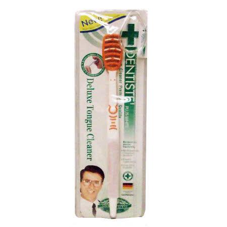 牙醫選-專業舌頭清潔器(刮舌板)-德國製造
