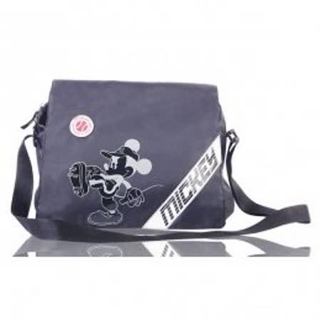 《購犀利》美國品牌【Disney】光速運動黑潮側背包DH2003-A