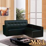 MNJ –國民生活L型沙發185cm(4色可選)