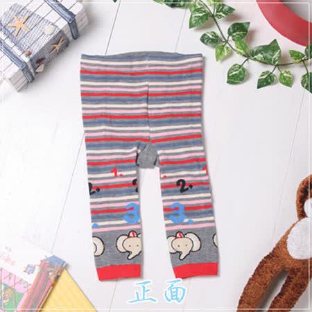 (購物車)★ 魔法Baby ★日單YueLinFS卡通保暖針織九分褲~k18226
