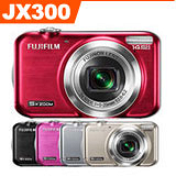 FUJIFILM  FinePix JX300 5().-16G++++++