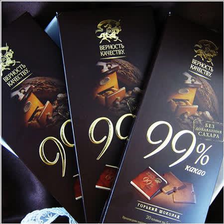 BK 99%黑巧克力-100g