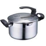 ASD可立不鏽鋼湯鍋24CM
