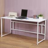 《BuyJM》160公分系統工作桌/電腦桌(白)