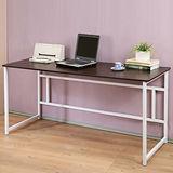 《BuyJM》160公分系統工作桌/電腦桌(胡桃木)