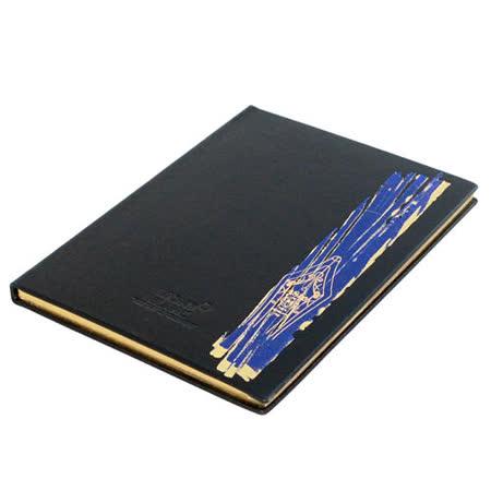 【萬寶龍】 藍羽毛通訊錄 (黑色)