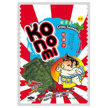 相撲手Konomi脆紫菜海苔-辣味40g