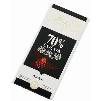 瑞士蓮極醇系列70%薄片巧克力100g