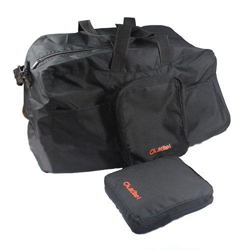 PUSH!可折疊便攜式 旅行包 萬用旅行袋 提袋 收納袋