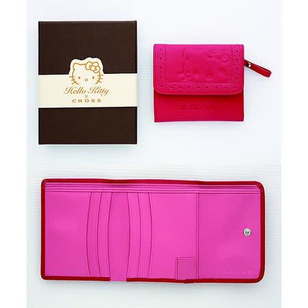 CROSS HKWT Hello Kitty 皮夾