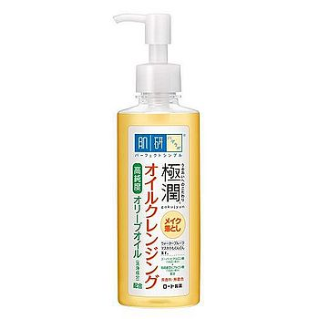 肌研極潤保濕卸妝油200ml