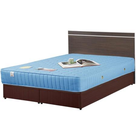 《Homelike》麗緻6尺雙人加大床組(床台+床頭片)(四色可選)