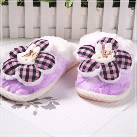 (購物車)魔法Baby ~暖呼呼毛絨絨媽咪室內鞋(成人用)~s5157