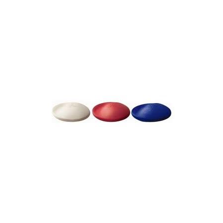 Faber-Castell 宇宙系列造型橡皮擦(白、藍、紅三色)