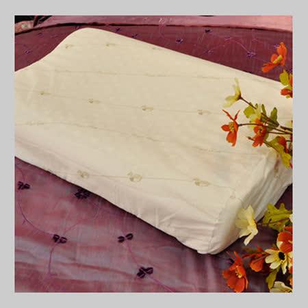 【名流精品寢具生活館】ROYAL DUCK.按摩工學枕.100%純天然乳膠.馬來西亞進口