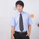 JIA HUEI 長袖男仕白領防皺襯衫 領袖白系列 兩件促銷組