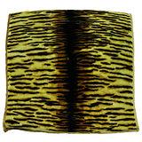 虎紋經典.雙面花色厚毛毯.全程臺灣製造