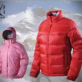 【DEODAR】 極限女款防水兩件式保暖羽絨外套_423001177 B