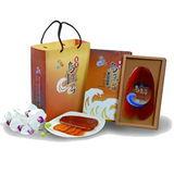 【珍芳烏魚子】烏魚子禮盒一片裝(130g±5%)(含運)