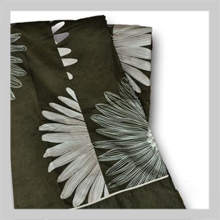 夢甜百花齊放.60支精梳棉.雙人薄被套.全程臺灣製造
