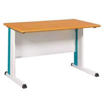 140CM 木紋色SKD辦公桌,電腦桌(SKD140)