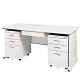 灰色THA辦公桌櫃組150CM