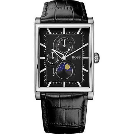 【好物分享】gohappy快樂購物網Hugo Boss 永恆日月相時尚腕錶(H1512648)-黑效果好嗎板橋 遠 百 營業 時間