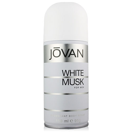 JOVAN White Musk for Men 白麝香男香體香噴霧(150ml)