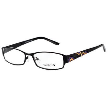 普普風系列!PLAYBOY-時尚光學眼鏡 (共2色)PB82315