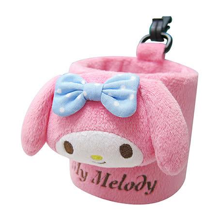 【享夢城堡】美樂蒂 MY MELODY系列-冷氣孔置物袋