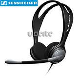 SENNHEISER 頭戴式耳機麥克風 PC131