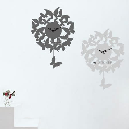 Art STICKER壁貼 。英國倫敦大笨鐘 B (C025)