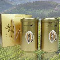 【醒茶莊】台灣上選-炭焙烏龍高山茶禮盒