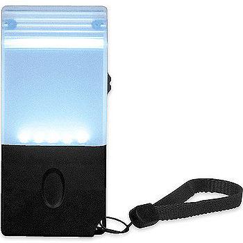 《KIKKERLAND》Pocket 2in1 隨身手電筒(黑)