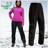 SNOW FOX 3M Thinsulate 女款超輕量保暖長褲 DP-71079