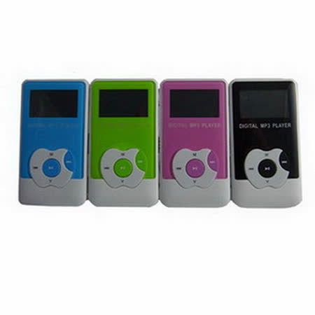 A09清脆蘋果MP3(4GB)