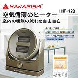 【HANABISHI】PTC陶瓷電暖器(HHF-12Q)