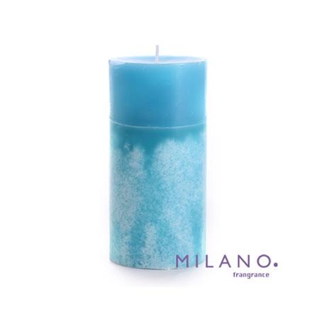 【MILANO 米蘭香氛蠟燭】甜甜渲染微風香氛手工蠟燭(3x6吋)