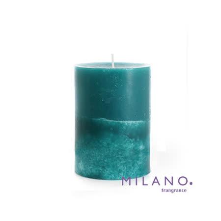 【MILANO 米蘭香氛蠟燭】甜甜渲染南洋香氛手工蠟燭(3x4吋)