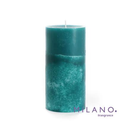 【MILANO 米蘭香氛蠟燭】甜甜渲染南洋香氛手工蠟燭(3x6吋)