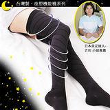 《BeautyFocus》 夜塑機能襪系列‧220D漸進式大腿襪