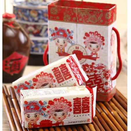 大橋米好良緣伴手禮6盒(300公克*2包/盒)
